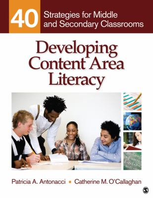 Developing content area literacy